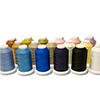 Ultra Cotton Quilting Thread by Iris - Solids