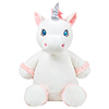 "Cubbies ""Starflower"" White Unicorn THUMBNAIL"