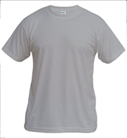 Steel Grey Vapor Apparel Short Sleeve T-Shirt - Large MAIN