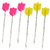 Cellulose-Head Pins by Tulip SWATCH