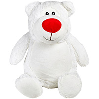 "Cubbies ""Cubbyford Frost"" White Bear"