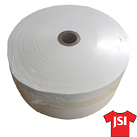 2.5 oz Tearaway Cap Backing - 4 Inch by 200 Yard Roll