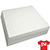 Flame Resistant Backing / Stabilizer - White - 500 Ct 7.5 Inch x 7.5 Inch THUMBNAIL