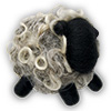 Pretty Twisted Wooly Sheep Needle Felting DIY Craft Kit