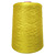 Iris Polyester Merrow Floss Yellow # 8106