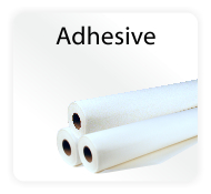 Adhesive Embroidery Backing / Stabilizer