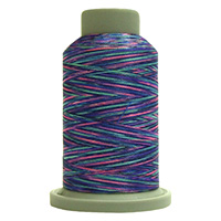 Aquarium 60153 Affinity Polyester Variegated 1000 yds Embroidery & Quilting Thread by Fil-Tec MAIN