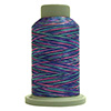 Aquarium 60153 Affinity Polyester Variegated 1000 yds Embroidery & Quilting Thread by Fil-Tec_THUMBNAIL