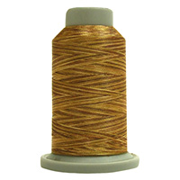Brunette 60159 Affinity Polyester Variegated 1000 yds Embroidery & Quilting Thread by Fil-Tec MAIN