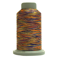 Neon 60454 Affinity Polyester Variegated 1000 yds Embroidery & Quilting Thread by Fil-Tec MAIN