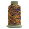 Neon 60454 Affinity Polyester Variegated 1000 yds Embroidery & Quilting Thread by Fil-Tec