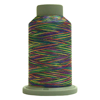 Rainbow 60158 Affinity Polyester Variegated 1000 yds Embroidery & Quilting Thread by Fil-Tec MAIN