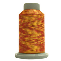 Sunset 60451 Affinity Polyester Variegated 1000 yds Embroidery & Quilting Thread by Fil-Tec MAIN