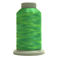 Turf 60154 Affinity Polyester Variegated 1000 yds Embroidery & Quilting Thread by Fil-Tec