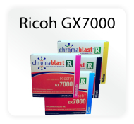 ChromaBlast Ink for Ricoh GX7000