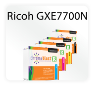 ChromaBlast Ink for Ricoh GXe7700n Printers