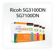 ChromaBlast Ink For Ricoh SG3110DN SG7100DN