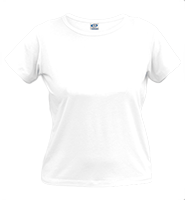 White Vapor Apparel Ladies Classic T-Shirt - Large