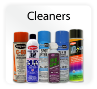 Cleaning and Specialty Sprays