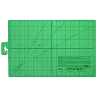 12 inch by 18 inch Self-healing Cutting Mat by Clover MAIN