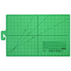 12 inch by 18 inch Self-healing Cutting Mat by Clover THUMBNAIL