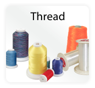 Iris Machine Embroidery Thread, Merrow Floss, Variations Variegated