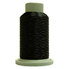 Black Sea 730 Yd Glisten Metallic Embroidery and Quilting Thread by Filtec Bobbin Central # 60094
