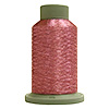 Carnation 730 Yd Glisten Metallic Embroidery and Quilting Thread by Filtec Bobbin Central # 60325 THUMBNAIL