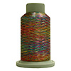 Indigo 730 Yd Glisten Metallic Embroidery and Quilting Thread by Filtec Bobbin Central # 60084
