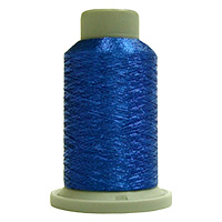 Royal 730 Yd Glisten Metallic Embroidery and Quilting Thread by Filtec Bobbin Central # 60326