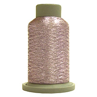 Spring Rain 730 Yd Glisten Metallic Embroidery and Quilting Thread by Filtec Bobbin Central # 60380