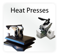 Heat Presses & Accessories