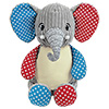 "Cubbies ""Harley"" Harlequin Elephant THUMBNAIL"