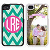 ChromaLuxe Flex Frame w/ Insert for iPhone 4/4s - Sublimation Blank