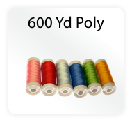 Iris Polyester Machine Embroidery Thread - 600 Yds