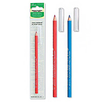 Clover Iron-on Transfer Pencil (red or blue) MAIN