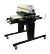 George Knight 394MTS Boss Air Operated 20x25 Twin Shuttle Heat Press
