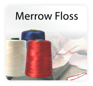 300/4 100% Polyester Merrow Floss