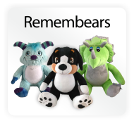 Remembears - Stuffed Animal Embroidery Blanks