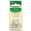Self Threading Needles by Clover - 5pcs
