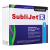 Sublijet Sublimation Ink Cyan Cartridge Fits Ricoh SG 3110dn SG 7100DN THUMBNAIL