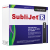 Black Sublijet Sublimation Ink Cartridge For Ricoh SG 3110dn SG 7100DN Sublimation Printer