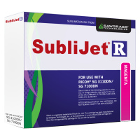 Magenta Sublijet Sublimation Ink Cartridge For Ricoh SG 3110dn SG 7100DN Sublimation Printer MAIN