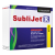 Yellow Sublijet Sublimation Extended Ink Cartridge Fits Ricoh SG7100DN