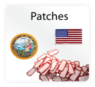 Patches & Emblems