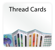 Thread Sample Cards & Charts