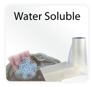 Water Soluble Topping & Backing / Stabilizer