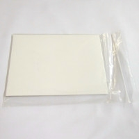 "White MATES Sheet Stock 8.5"" x 11"" 10 Ct"