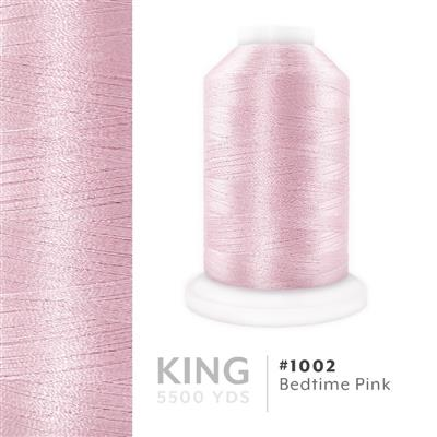 Bedtime Pink # 1002 Iris Trilobal Polyester Thread - 5500 Yds MAIN