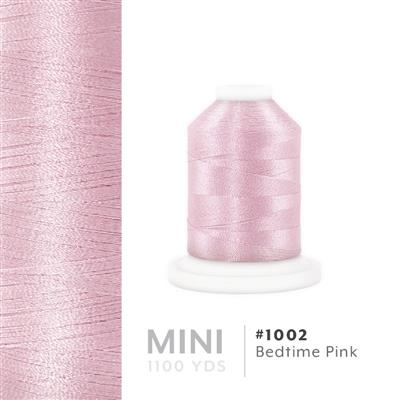 Bedtime Pink # 1002 Iris Polyester Embroidery Thread - 1100 Yds MAIN